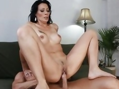 Rampant Zoe Holloway likes getting fucked from behind