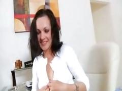Dildo Fucked Claudia Adkins