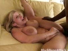 Busty Sara Jay likes a rough pussy pounding