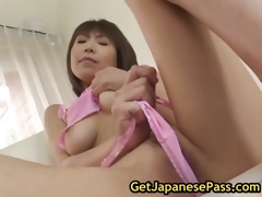 Sexy mature jun kusanagi fingering her part3