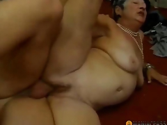 Woman with bushy cum-hole screwed by a chap