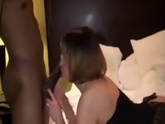 mature wife anal with black chap