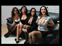 Keiran is hard crammed to discover a new assistant...especially after all 4 applicants prove themselves to be equally qualified.  The merely thing to do is to invite Ava, Francesca, Vanilla and Veronica to one final group interview where each one can prove that they have the superlatively admirable assets for the open position!